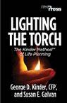 Lighting the torch