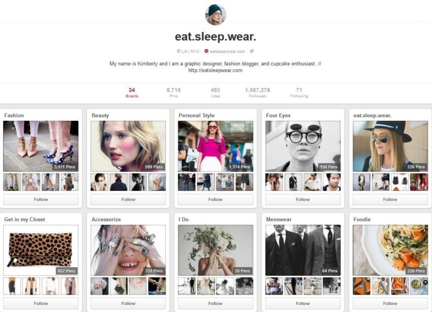 Why Internet Popularity Matters: Most Popular women on Pinterest