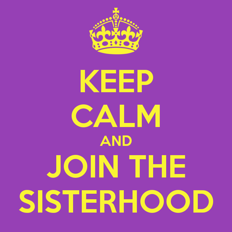 Finding Happiness Through the Power of the Sisterhood