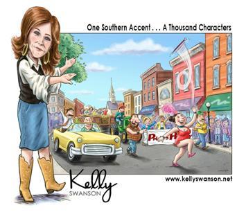 Kelly Swanson cartoons from www.kellyswanson.net