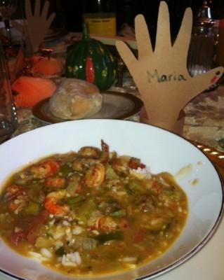 Maria's Thanksgiving