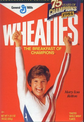 Famous Olympic Images: Mary Lou Retton photo by rpspecialtdotcom