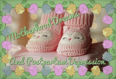 My Motherhood Dream: 4 Self-care Tips for Postpartum Depression
