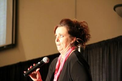 Motivational Speaker Kelly Swanson's Many Faces