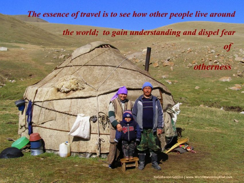 The 50 Best Words of Wisdom travel quotes: World travel image quote