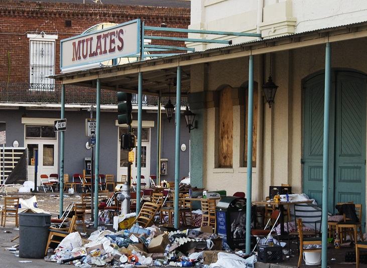 Making Something From Nothing: 8 Years After Hurricane Katrina