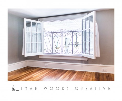 Dreaming of a Retail Space - Upstairs space in my new pinup therapeudic photography studio