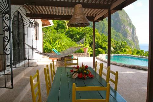 Travel Saturday: Stonefield Estate Villa Resort and Spa Plantation Villa with private pool