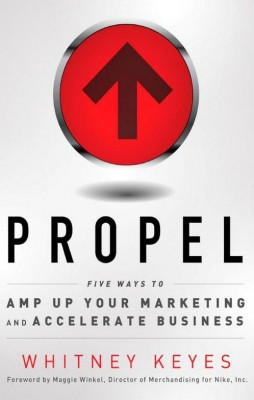 5 Principles To Help You Market Your Dream To The World: The book, Propel