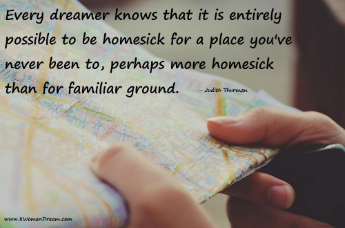 8 Best Quotes About Travel from a Travel Junkie: Quotes about travel by Judith Thurman