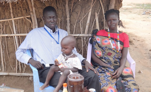 Dream of Reducing the World's Maternal Mortality Rate in Sudan