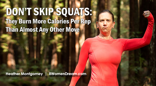 Top 10 Reasons to Squat