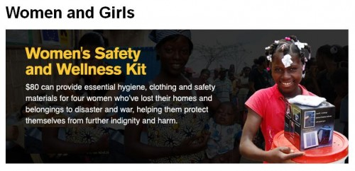 Rescue Gifts for women and girls