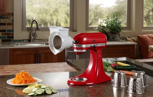 Create the Perfect Wine Country Dream Kitchen with a sand mixer by Kitchenaid