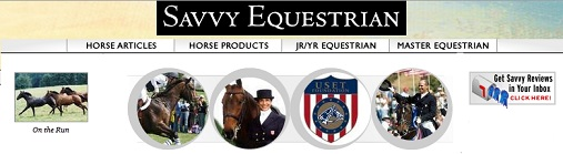 Top 8 Equestrian Blogs and Horse Websites on the Internet: Savvy Equestrian