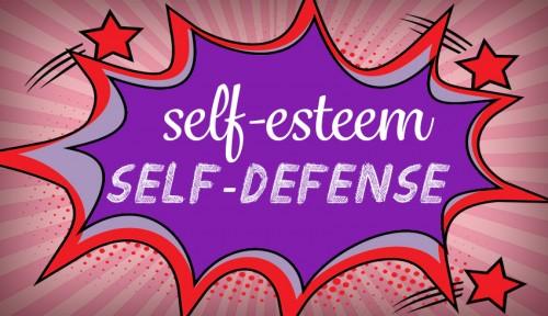 self-esteem-self-defense