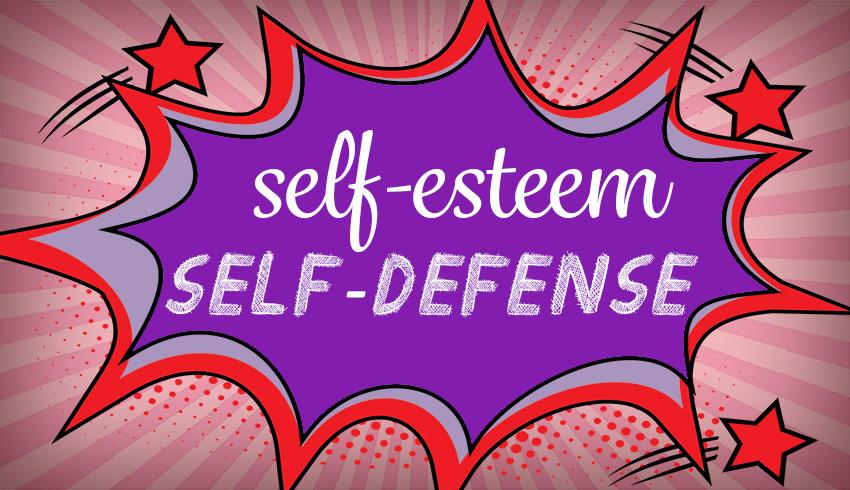 Self-esteem self-defense
