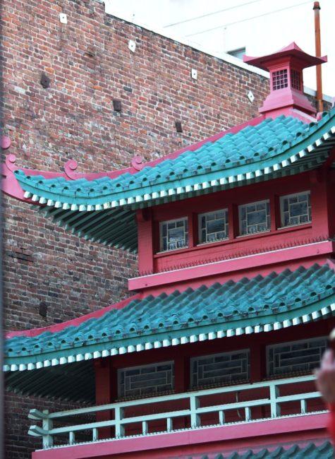 Wordless Wednesday: Chinatown Textures San Francisco Adventures