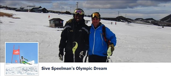 How Success After Setback is Possible: Sive Speelman Olympic Dream Facebook Page