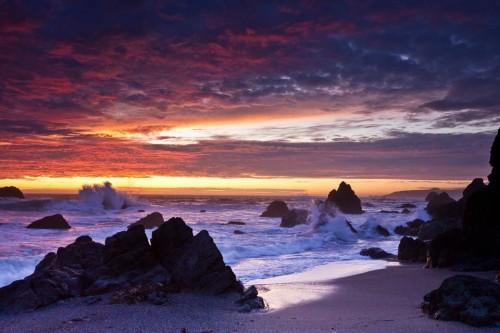Rebuild My Dream in Sonoma County California: The Sonoma County Coast Pacific Ocean