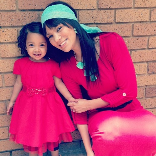 Here's a Way Dreaming Big Takes You to South Africa and Beyond: Sue Faith Levy and her beautiful daughter