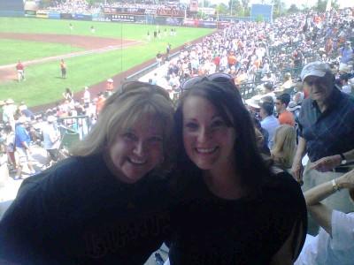 Images of Spring Training Dreams: Meeting dreamer Katie