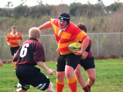 improving photography skills with rugby