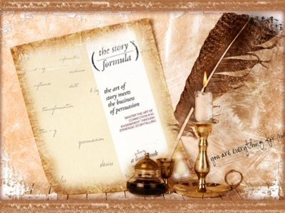 The Basics of Strategic Storytelling Featured in The Story Formula