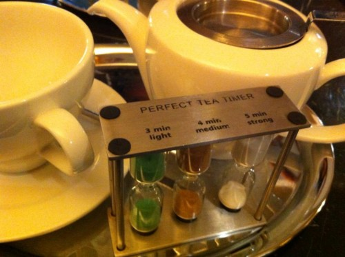 Travel Saturday: Sharing World Wandering Images - Tea Timer in Salzburg, Austria