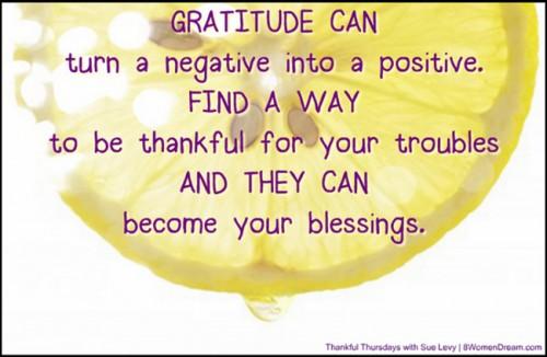 The Key To a Happy Life is To Practice Gratitude: Gratitude quote