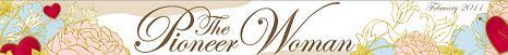 the pioneer woman Ree Drummond blog