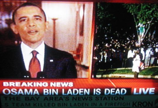 America's dream of binladen being dead