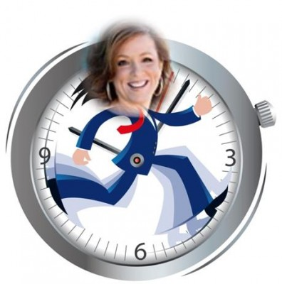 The Secret To Getting Things Done In a Business of 1 - Kelly Swanson managing time photo
