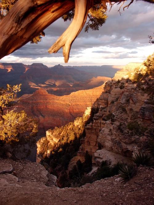 Top Travel Photos: Grand Canyon at Sunset by Mecki Mac