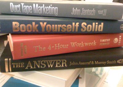 Top 8 Best-Selling Books on How to be an Entrepreneur