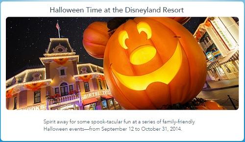 Does Your Bucket List Travel Destinations Include a Disney Halloween? Disneyland Halloween Website