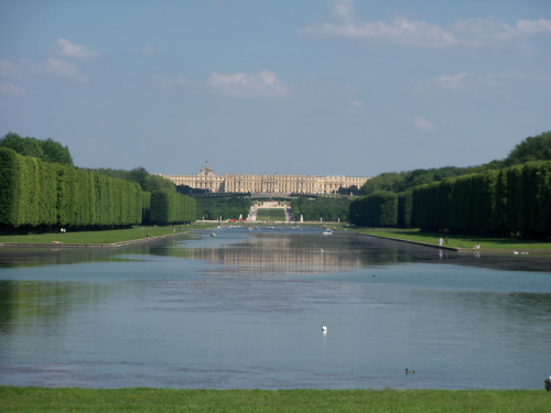 Now You Can Get Travel Bucket List Ideas from World Heritage Sites: Chateau Versailles Grand Canal