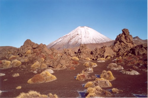 Now You Can Get Travel Bucket List Ideas from World Heritage Sites: Tongariro National Park New Zealand