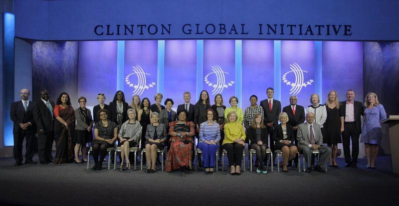 Empowering Women through Education - Plan International CGI Photo
